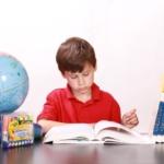 libri mappamondo bambini studio