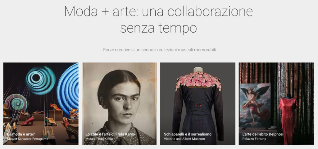 moda storia