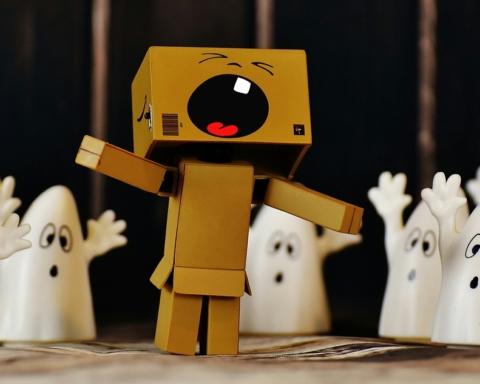 fantasmi paura
