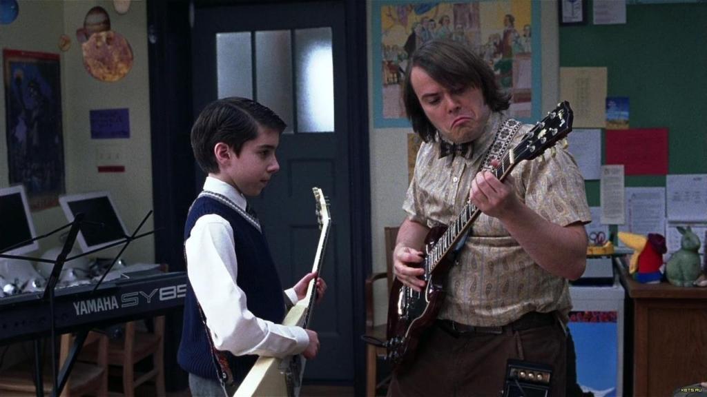 insegnante musica film