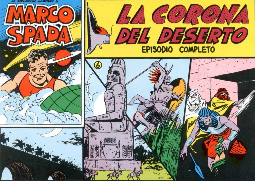 fascismo fumetti