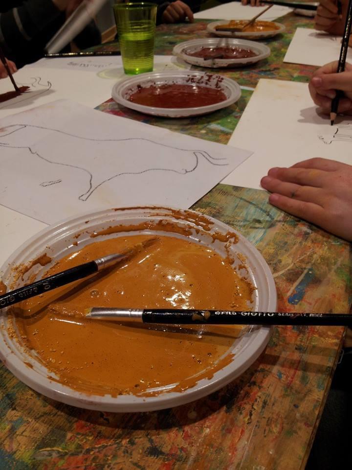 laboratorio colori artigianali