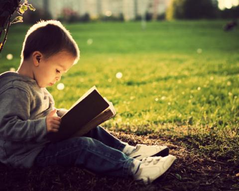 leggere alta voce parco