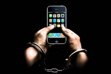 smartphone depressione