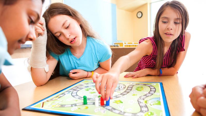 lezioni gioco tavola