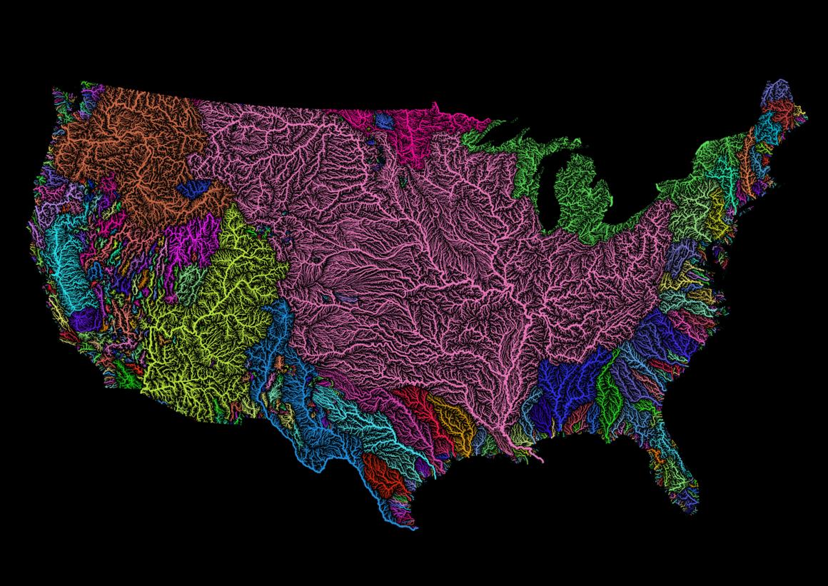 Geografia fiumi