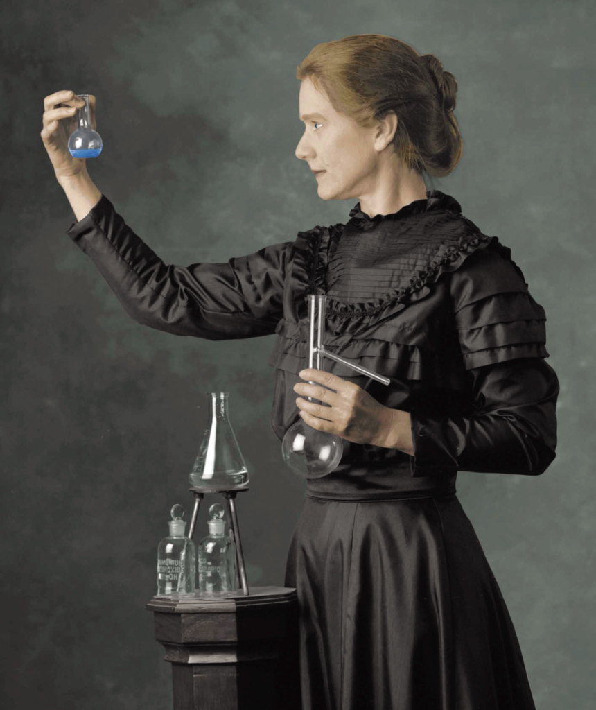 donne marie curie