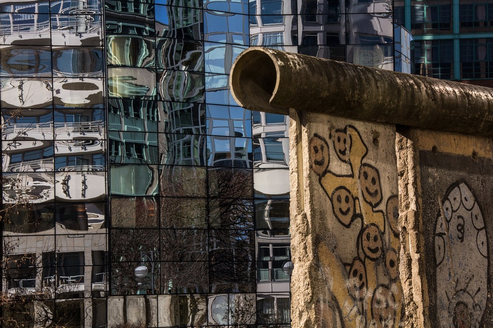 muro di berlino storia contemporanea