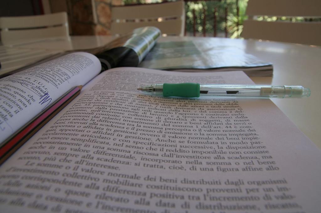 ubaldo leo libri studiare