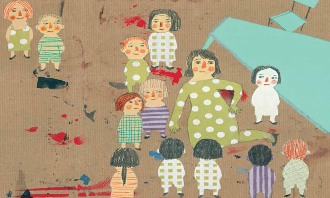 come funziona la maestra Susanna Mattiangeli, Chiara Carrer, Il Castoro, 2013