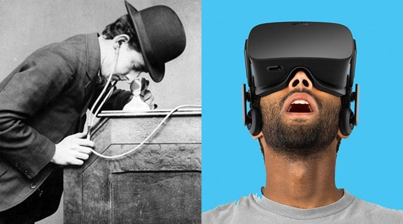 kinetoscopio realtà virtuale