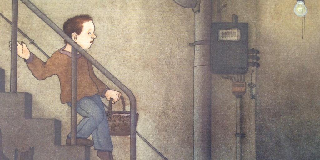 Cosa fanno i bambini Nikolaus Heidelbach Donzelli editore paura