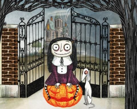 halloween mortina