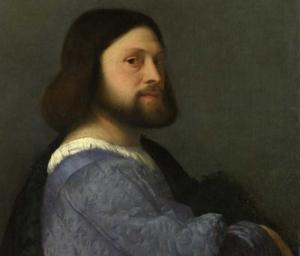 Tiziano, presunto ritratto di Ludovico Ariosto